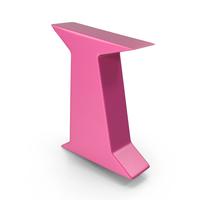 I Pink PNG & PSD Images