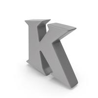 K Grey PNG & PSD Images