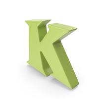 K Light Green PNG & PSD Images