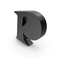 P Black PNG & PSD Images