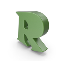 R Green PNG & PSD Images