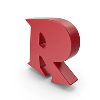 R Red PNG & PSD Images