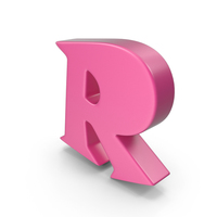 R Pink PNG & PSD Images