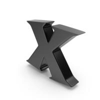 X Black PNG & PSD Images