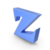Z Blue PNG & PSD Images