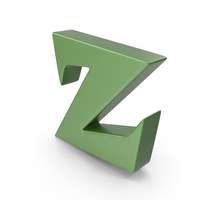 Z Green PNG & PSD Images