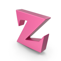Z Pink PNG & PSD Images