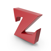 Z Red PNG & PSD Images