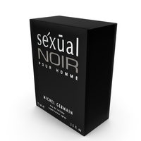 Michel Germain Sexual Noir Pour Homme PNG & PSD Images