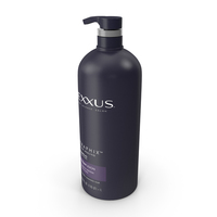 Nexxus Keraphix for Damaged Hair Shampoo and Conditioner PNG & PSD Images