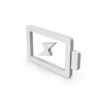 Symbol Charging Battery PNG & PSD Images