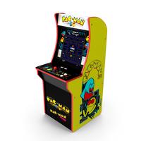 Pacman Arcade Machine PNG & PSD Images