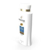 Pantene Pro-V Classic Clean Shampoo and Conditioner PNG & PSD Images