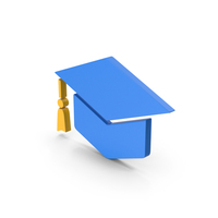 Symbol Graduation Hat PNG & PSD Images