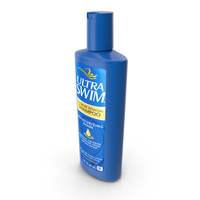 Ultra Swim Chlorine Remowal Shampoo and Conditioner PNG & PSD Images