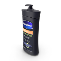 Vaseline Men Body and Face Lotion PNG & PSD Images