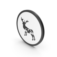 Icon Deer PNG & PSD Images