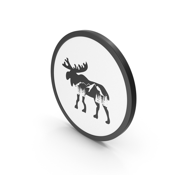 Icon Moose PNG & PSD Images