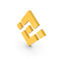 Binance Yellow PNG & PSD Images