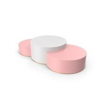 Minimal Pastel Product Podium PNG & PSD Images