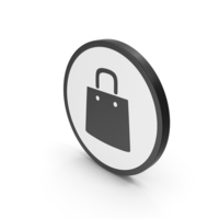 Icon Shopping Bag PNG & PSD Images