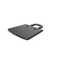 Black Symbol Shopping Bag PNG & PSD Images