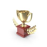 Awards Trophy PNG & PSD Images