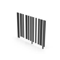 Symbol Barcode Black PNG & PSD Images