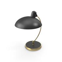 Kaiser Desk Lamp Black PNG & PSD Images