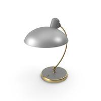 Kaiser Desk Lamp Grey PNG & PSD Images