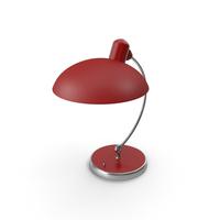 Kaiser Desk Lamp Red PNG & PSD Images