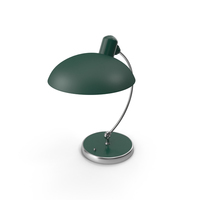 Kaiser Desk Lamp Green PNG & PSD Images