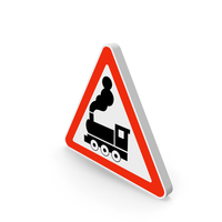 Train Sign PNG & PSD Images