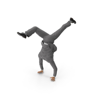 On Hands Suit Grey PNG & PSD Images