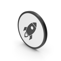 Icon Rocket PNG & PSD Images