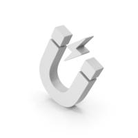 Symbol Magnet PNG & PSD Images