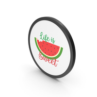Icon Life Is Sweet PNG & PSD Images