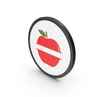 Icon Apple Red PNG & PSD Images