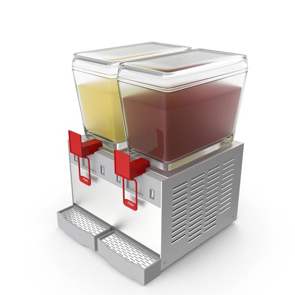 Cold Drink Dispenser PNG & PSD Images