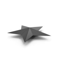 Star Black PNG & PSD Images