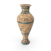 Vase Flower Pot Decorative C3 PNG & PSD Images