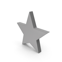 Star Grey PNG & PSD Images