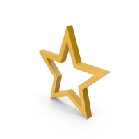 Star Yellow PNG & PSD Images