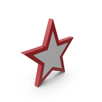 Star Red PNG & PSD Images
