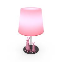 Rabbit Desk Lamp PNG & PSD Images