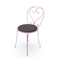 Fermob 1900 Garden Chair PNG & PSD Images
