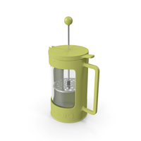 French Press Bodum Bean PNG & PSD Images