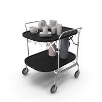 Gastone Trolley PNG & PSD Images