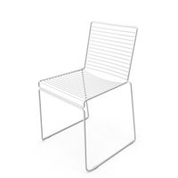 Hee Metal Chair PNG & PSD Images