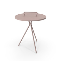 Jersey Side Table PNG & PSD Images